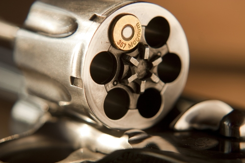 What is a revolver cylinder