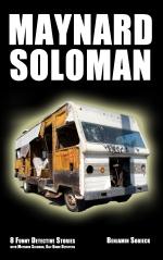 Maynard Soloman 8 Funny Detective Stories