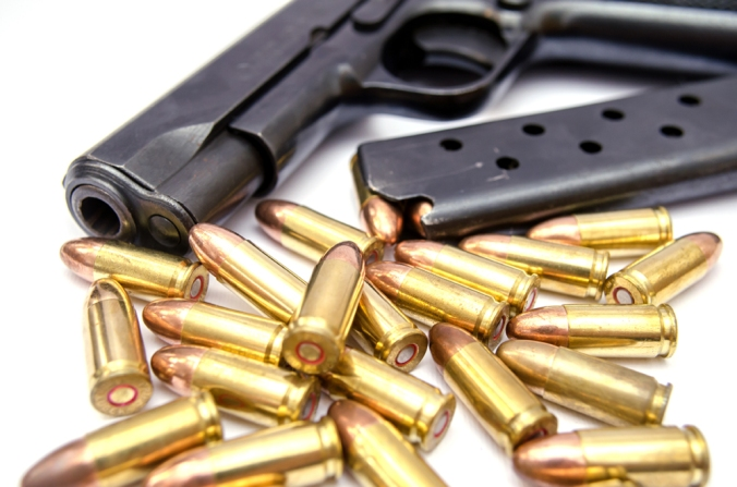 +P handgun ammo
