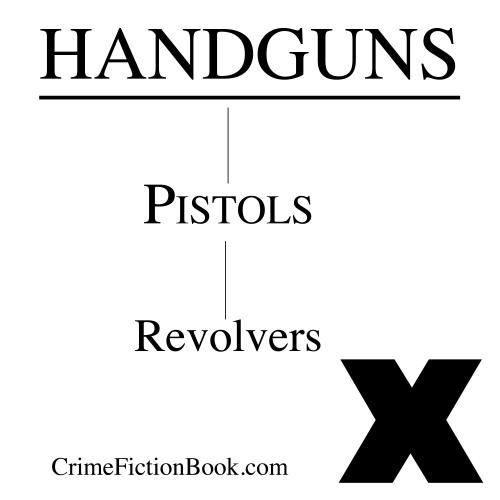 Revolvers are Not Pistols