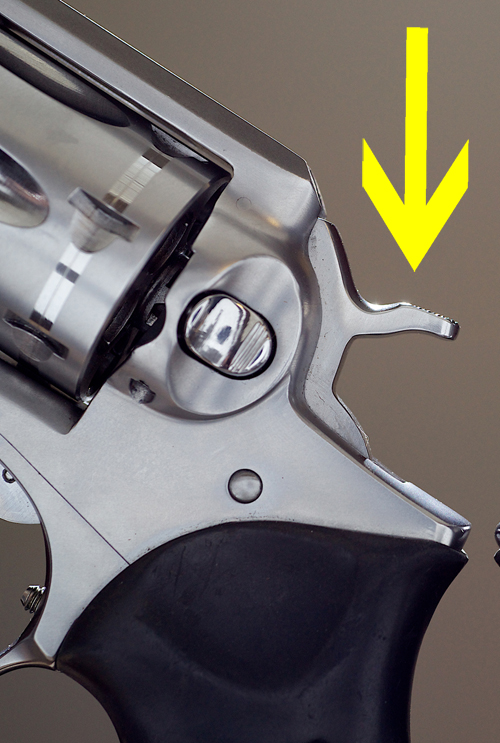 Do Revolvers Have Safeties?   The Writer's Guide to Weapons