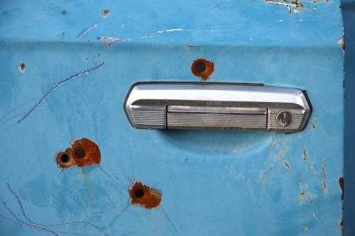 Will a Car Door Stop a Bullet