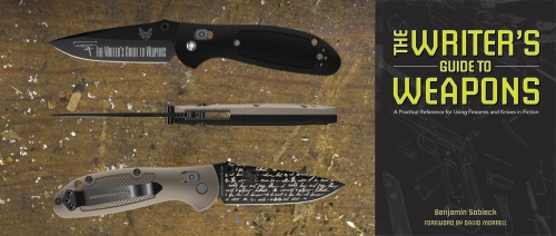 Win Knife and Book