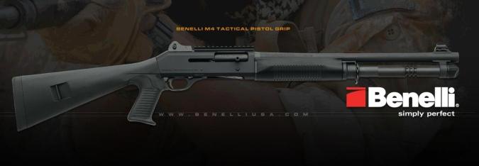 Benelli M4