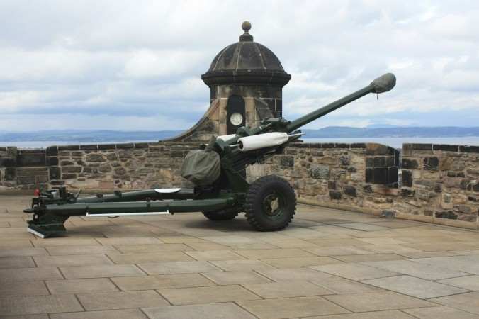 Artillery Writing Fiction