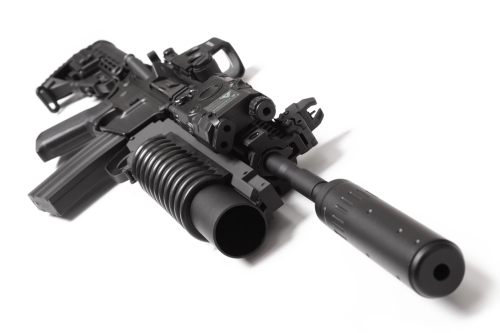 M4A1 with Grenade Launcher