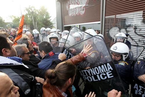 Riot Close Quarters