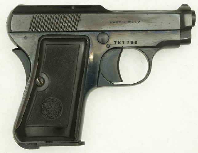 James Bond Beretta 418 Ian Fleming Geoffrey Boothroyd