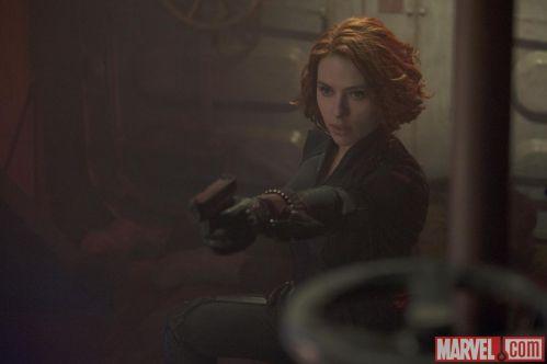 Black Widow Glock Avengers