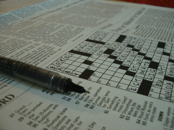 For you kids too young to know what a newspaper is, it's the thing with the crossword your grandparents argue about every Sunday. (Image by Katia Grimmer-Laversanne via sxc.hu)