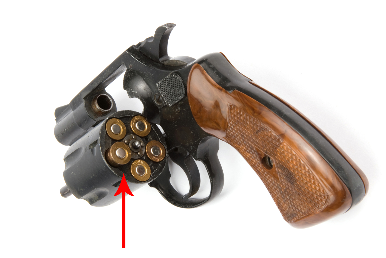 what\u0027s the difference between a pistol and a revolver? the