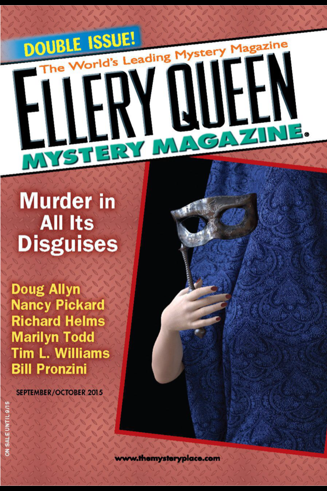 Ellery Queen September October 2015