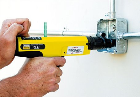 Simpson powder acuated nail gun
