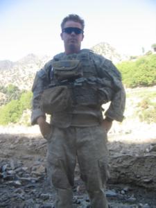 Joshua Hood veteran writer