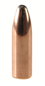 What is a semi-spitzer bullet?