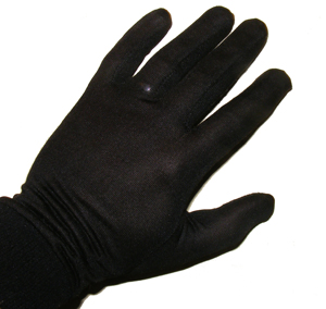 Best fingerless glove cold hands typing keyboard