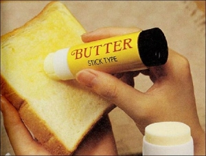 Butter bread chapstick