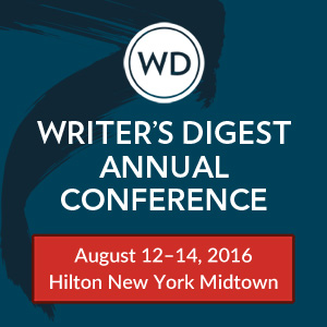 2016 Writer's Digest Conference