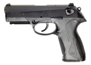 writing beretta handguns in fiction tips