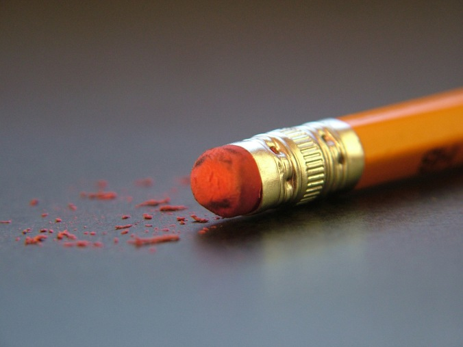 Correcting mistakes writing fiction weapons