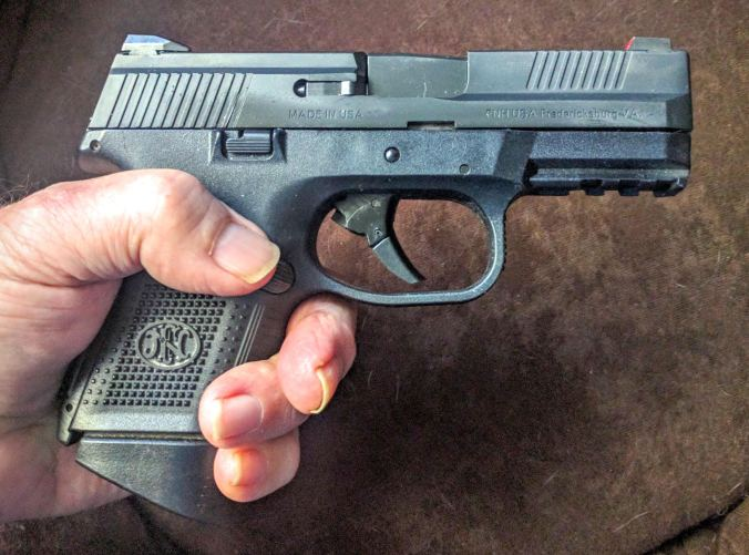 Best handguns writing fiction concealed carry
