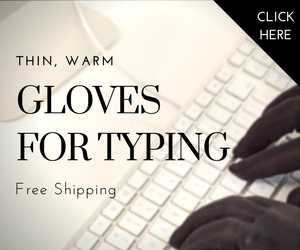 best typing gloves for the office