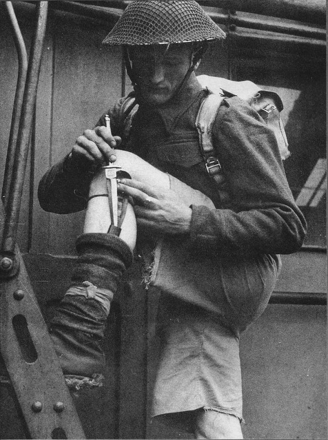 Fairbairn-Sykes boot knife World War II